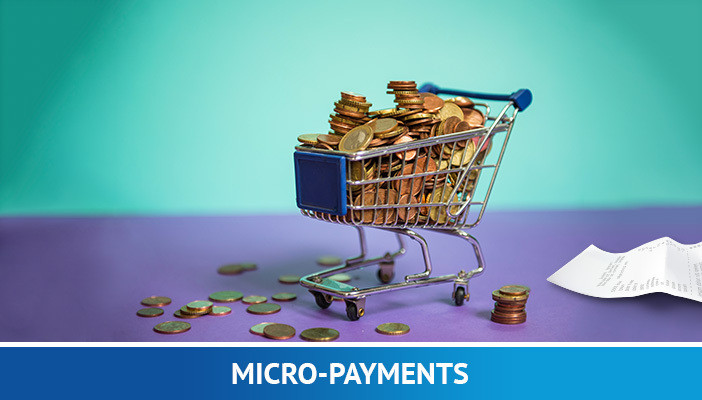 micro payments with bitcoin