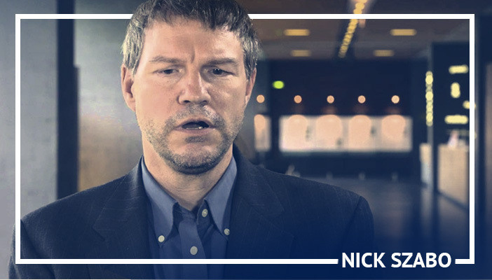 Nick Szabo, most influential cryptocurrency figures