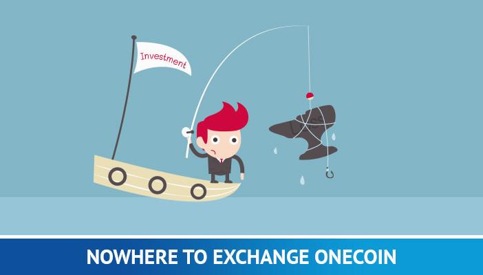 onecoin exchange scam