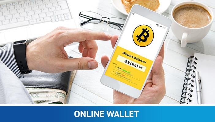 online wallet