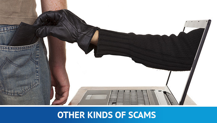 common cryptocurrency scams