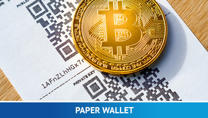 paper wallet, cryptocurrency term