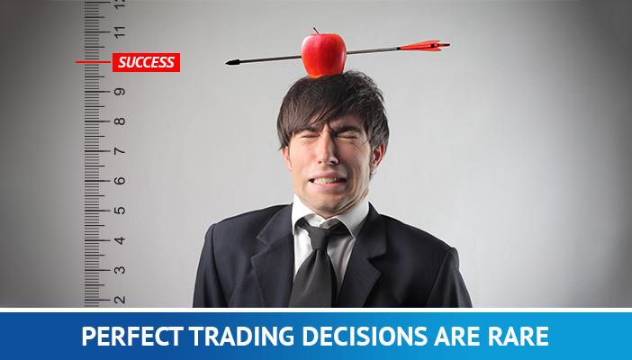 perfect trading decision, analysis paralysis