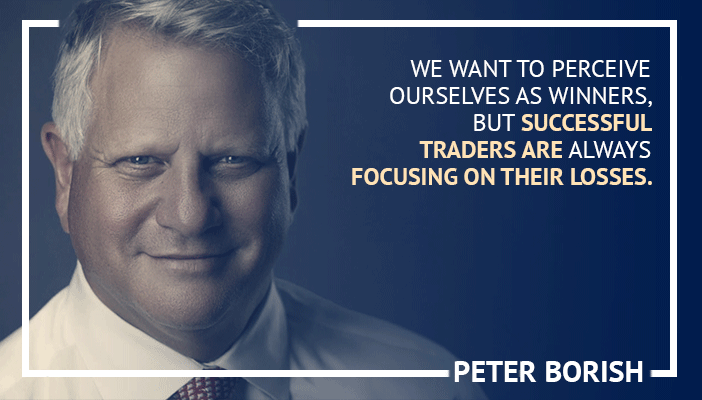 Inspirational trading quotes by Peter Borish