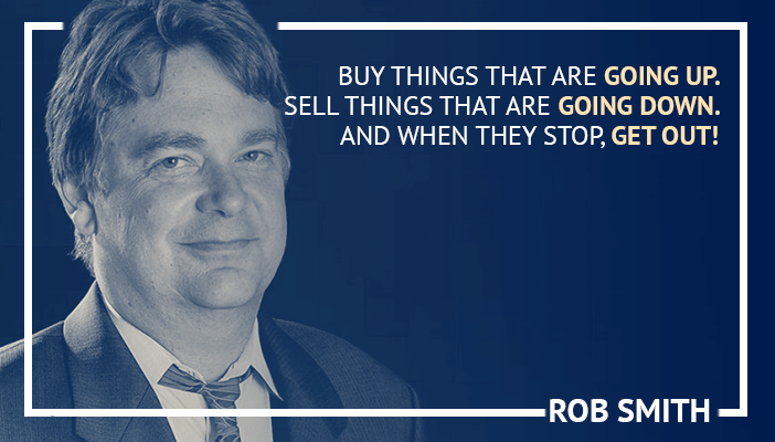 Inspirational trading quotes by Rob Smith