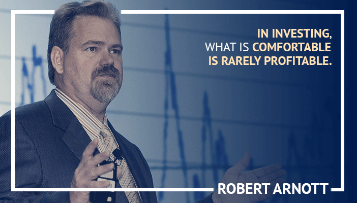 Inspirational trading quotes by Robert Arnott