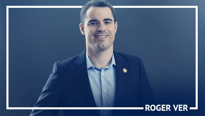 Roger Ver, most influential cryptocurrency figures