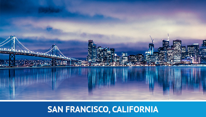 San Francisco, most crypto friendly cities