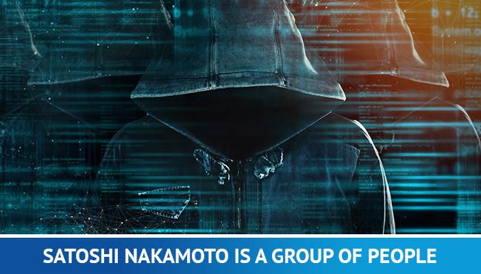 satoshi nakamoto is a group of people