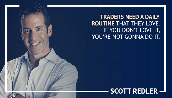 Inspirational trading quotes by Scott Redler