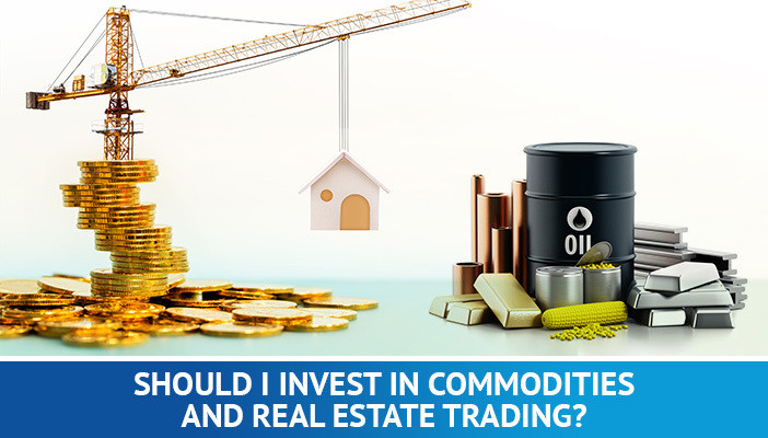 invest in commodities, invest like the experts