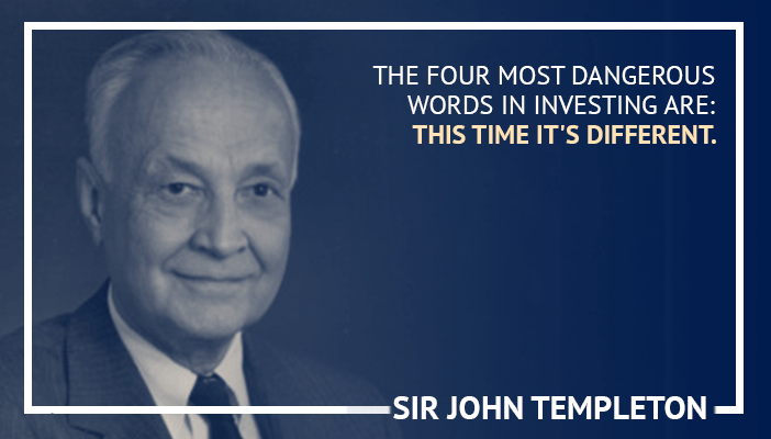 Inspirational trading quotes by Sir John Templeton