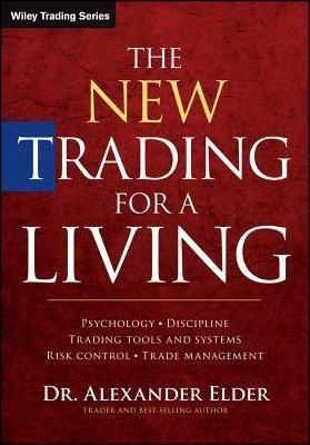 The New Trading for a Living book cover