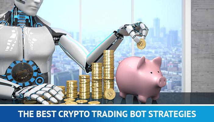 crypto trading bots strategies
