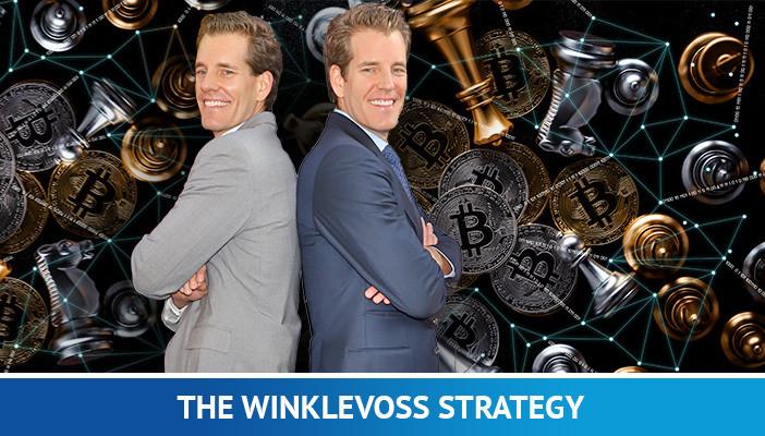winklevoss twins strategy