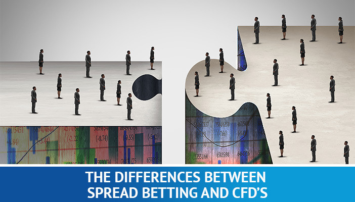 differences between spread betting and CFDs