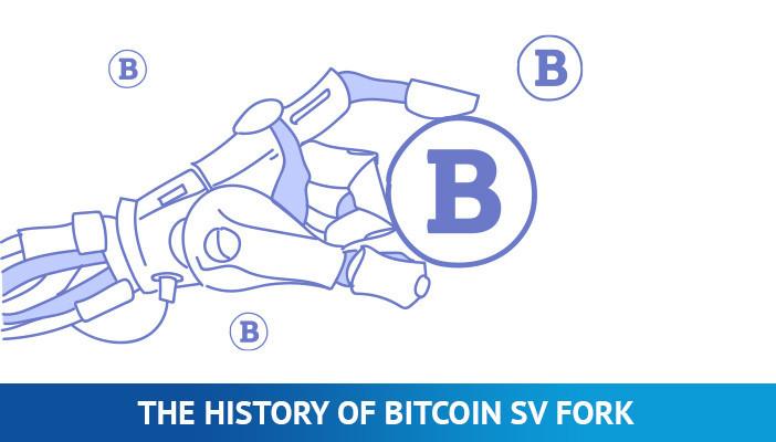 Bitcoin SV fork