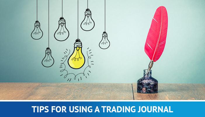 using trading journal