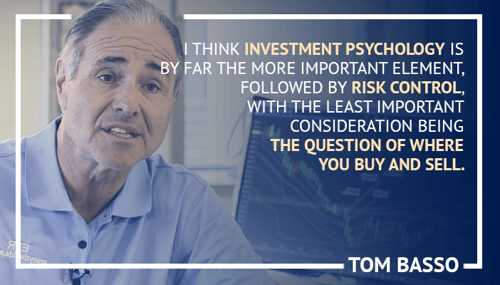 Inspirational trading quotes by Tom Basso