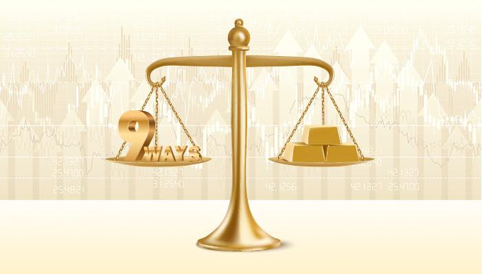 ways to trade gold