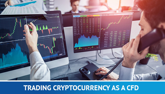 trading cryptocurrency as CFD