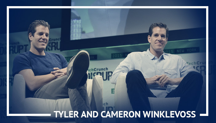 Winklevoss twins, bitcoin investors