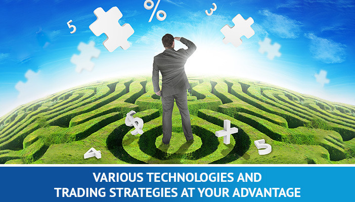 various technologies and trading strategies, full-time forex trader
