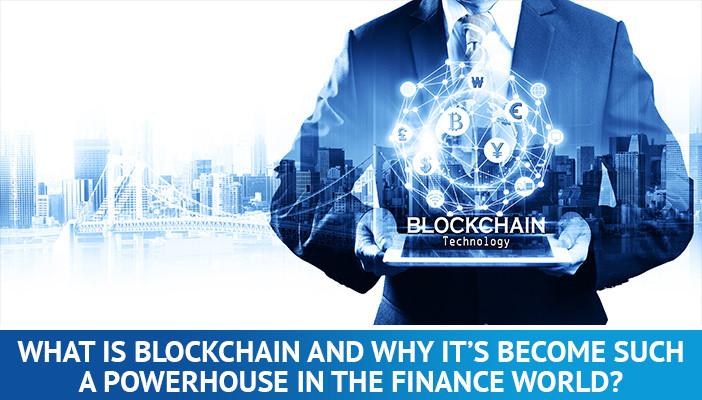 blockchain in the financial world
