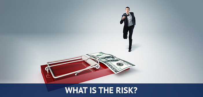 what is the risk in trading forex