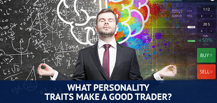 personality traits of a good trader