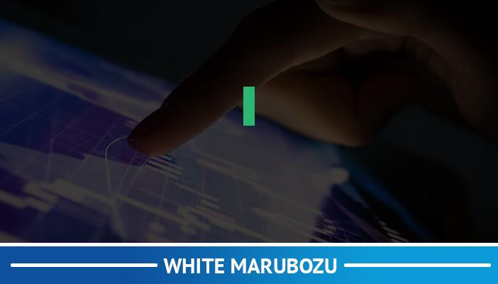 white marubozu, candlestick pattern