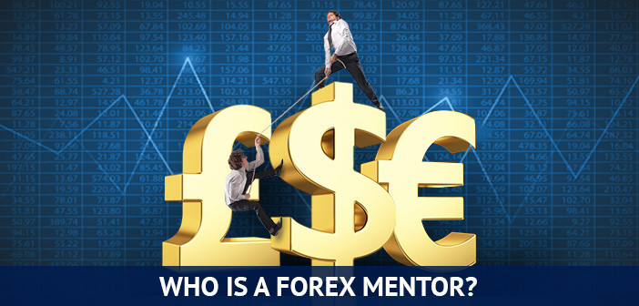 who is a forex mentor