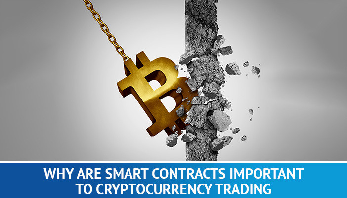 smart contracts and cryptocurrency trading