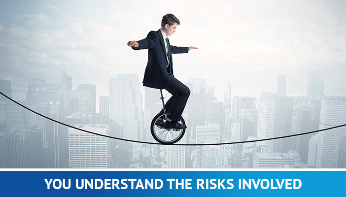 risk in cryptocurrency trading