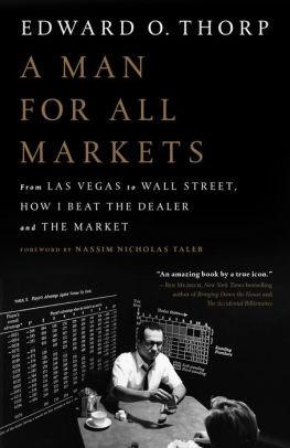 a man who beat the market Edward Thorp