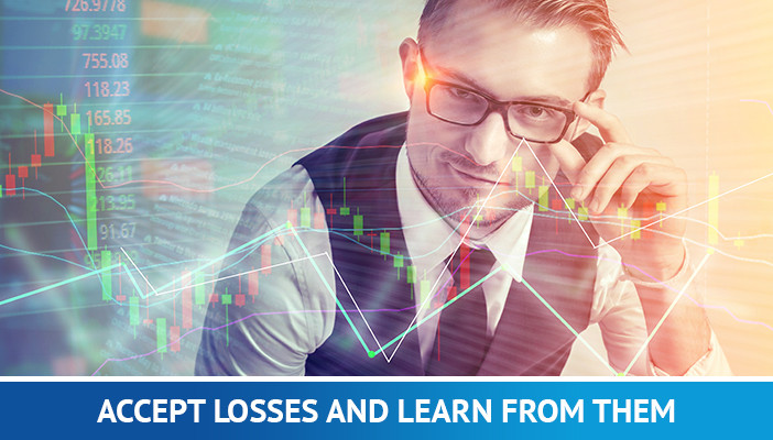 forex tricks and tips, accept losses and learn from them