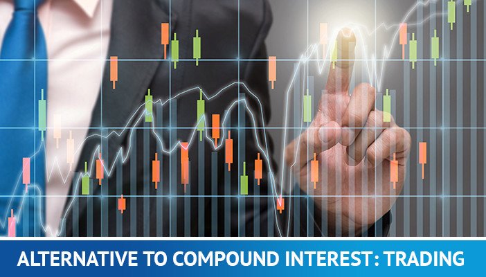 trading, alternative to compound interest