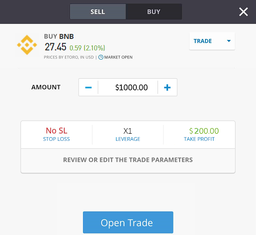 trading orted, how to trade binance coin