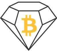 bitcoin diamond logo, bcd