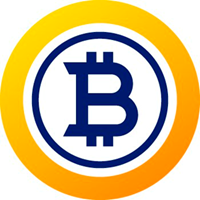 bitcoin gold logo, btg