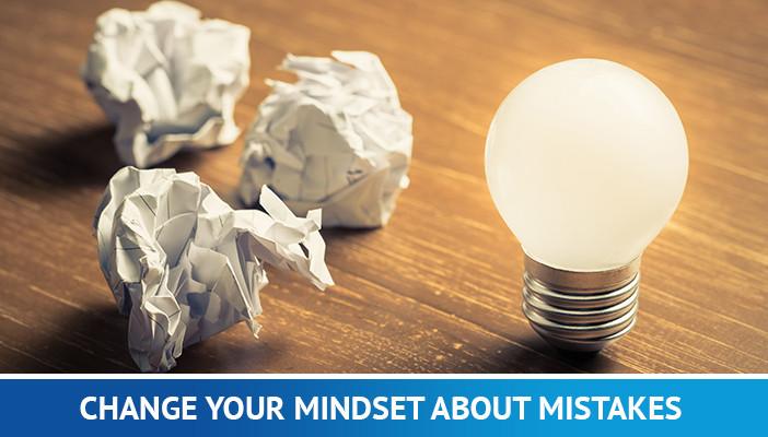 change your mindset, losing money trading