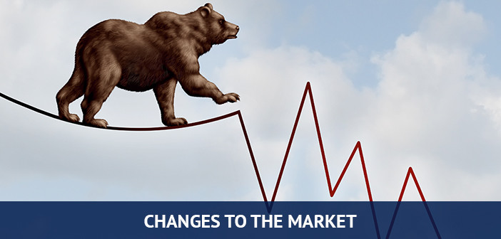 trading the news, changes to the market