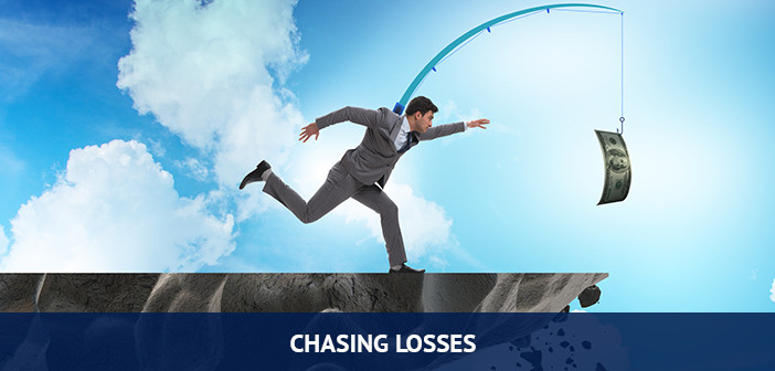 chasing losses when trading forex