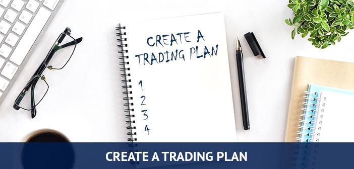 create a trading plan