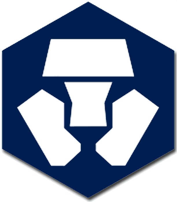 crypto.com chain logo, cro
