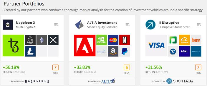 cryptocurrency copy portfolio