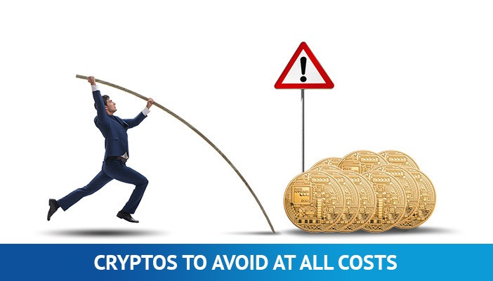 cryptocurrencies to avoid