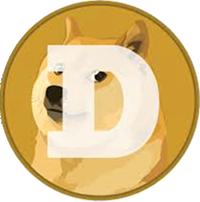 dogecoin logo, doge