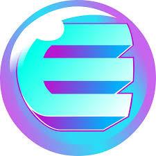enjin coin logo, enj