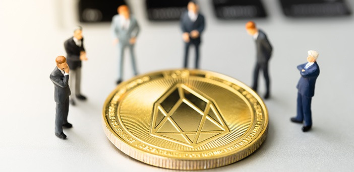 investing in EOS